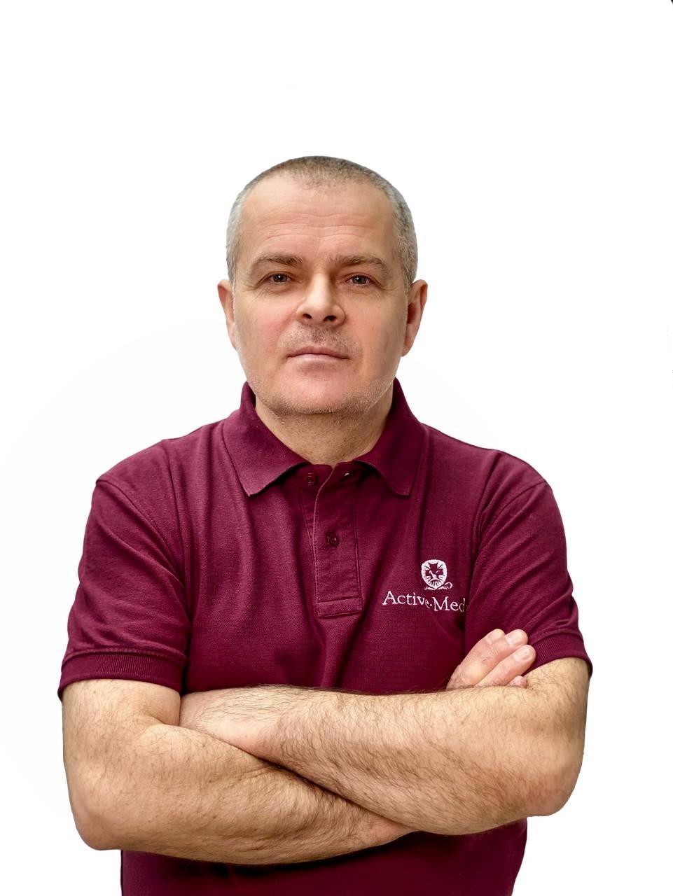 Хирург Серебро Владимир Леонидович