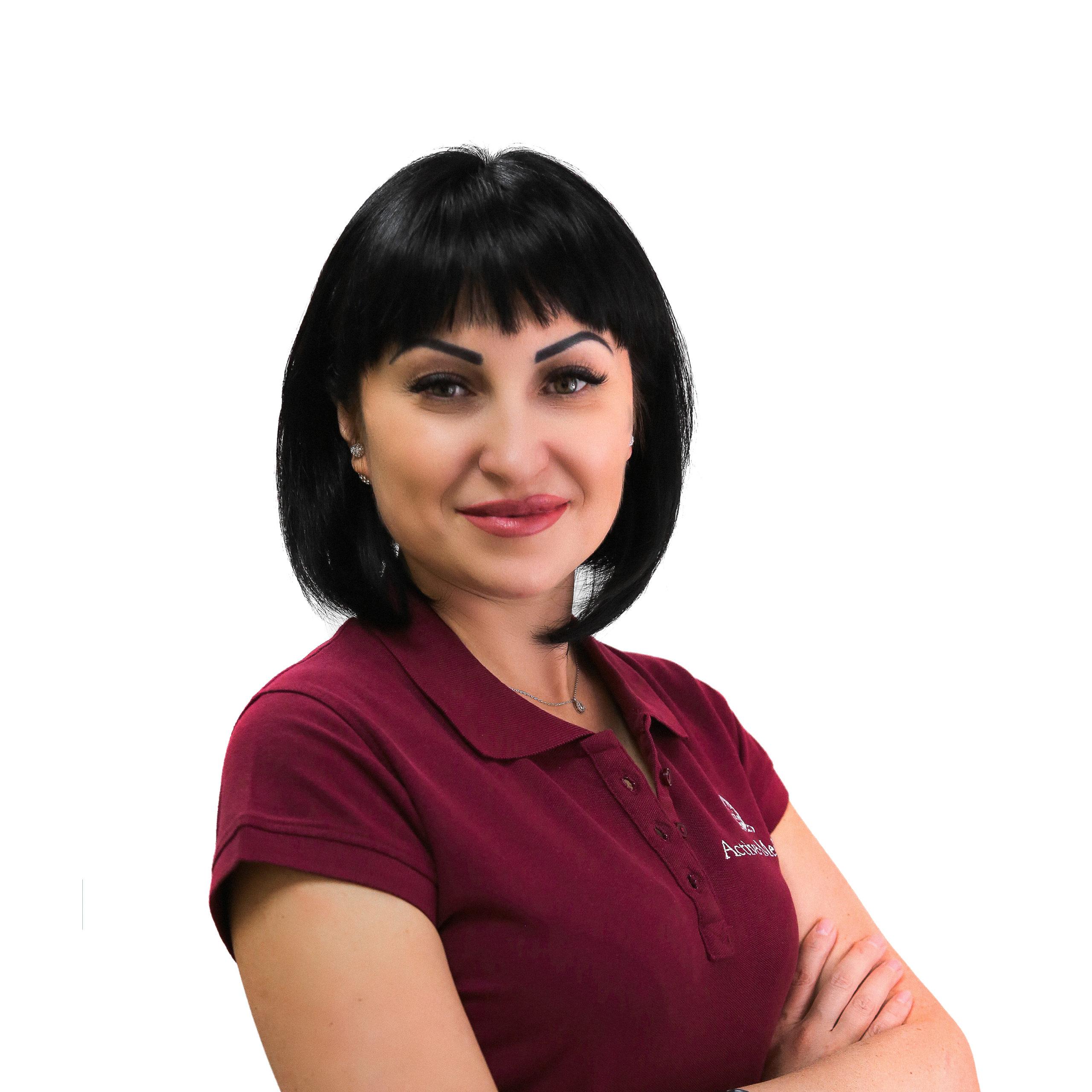 Таран Лариса Владимировна