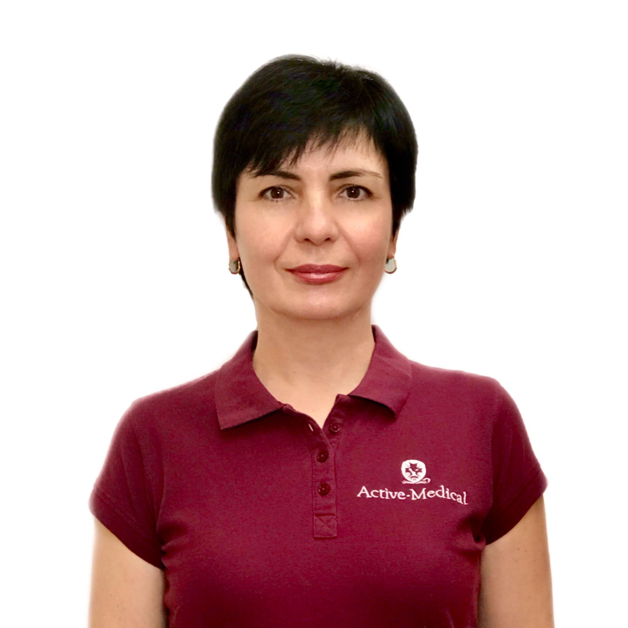 Букач Лариса Владимировна