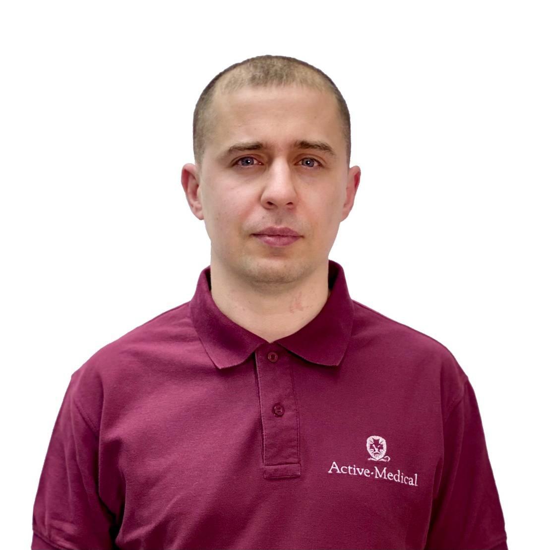 оториноларинголог Громко Андрей Михайлович